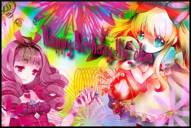 Vivi_chan wird süße 16 Birthday_vivi