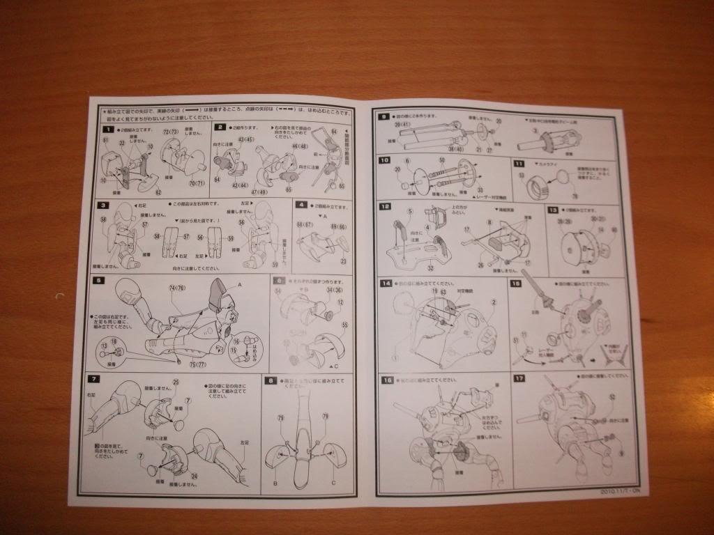 Macross (Robotech) 1/72 Regult Assult Pod - My next build Instruction2_zps538d1d17