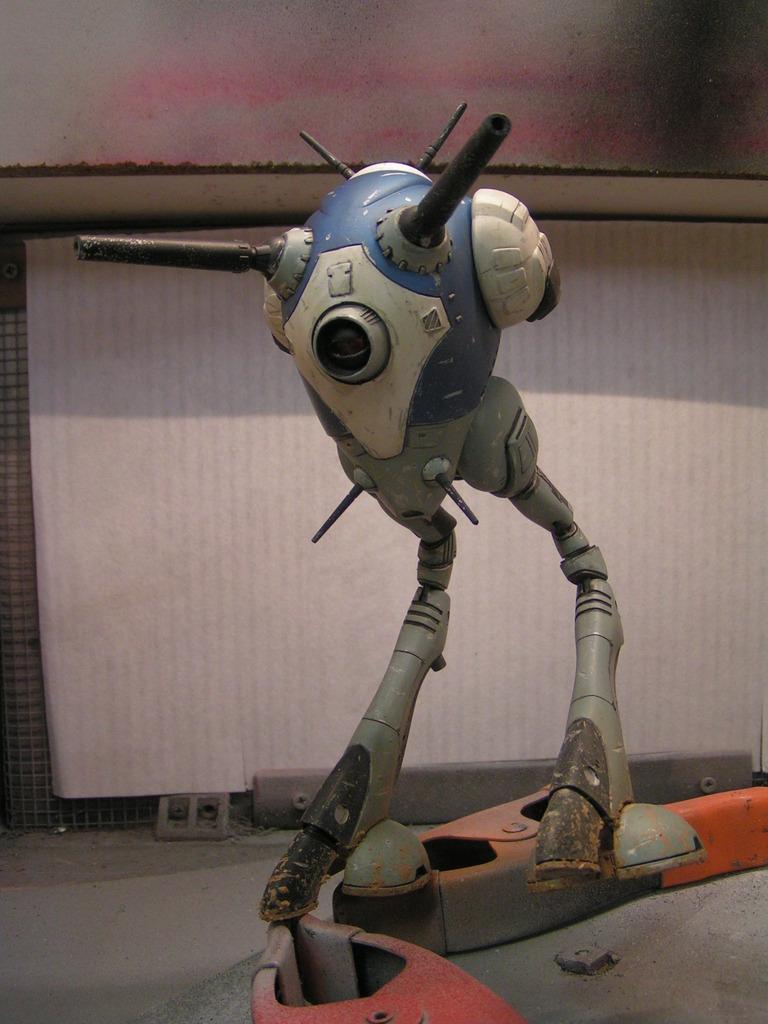Macross (Robotech) 1/72 Regult Assult Pod - My next build PICT0001_zps56pu7usb