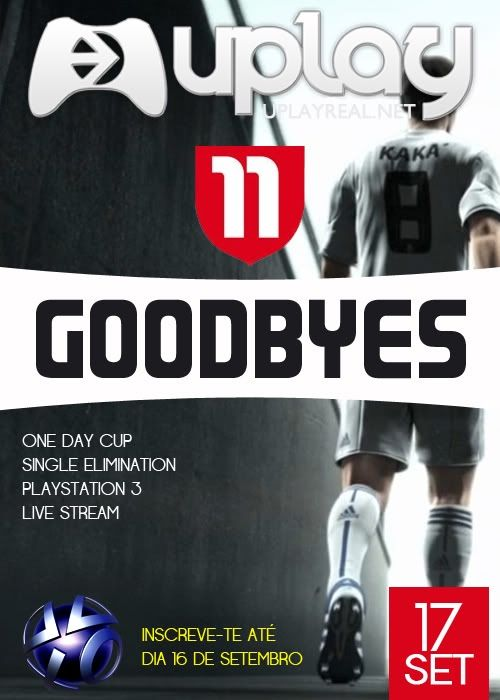 Últimos torneios UPLAY - Setembro 11GoodbyesPS3