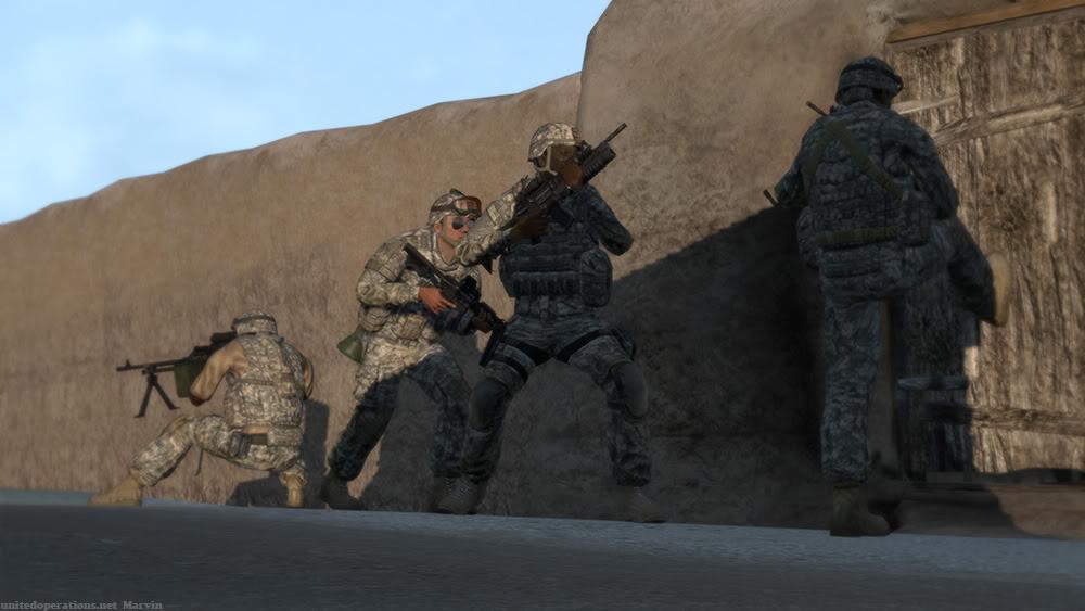 WF Arma platoon 1e
