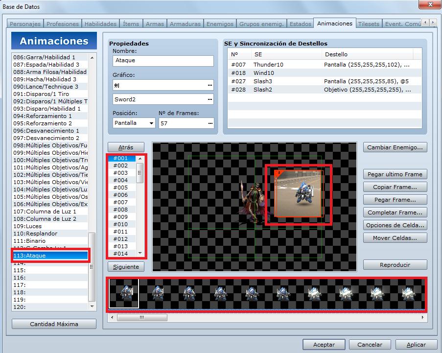 [Tutorial] Sistema de Batalla 3D o lateral sin scripts. Ejemplo_zpscca020cf