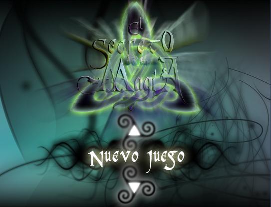 [Proyecto] El Secreto de la Magia Menu1