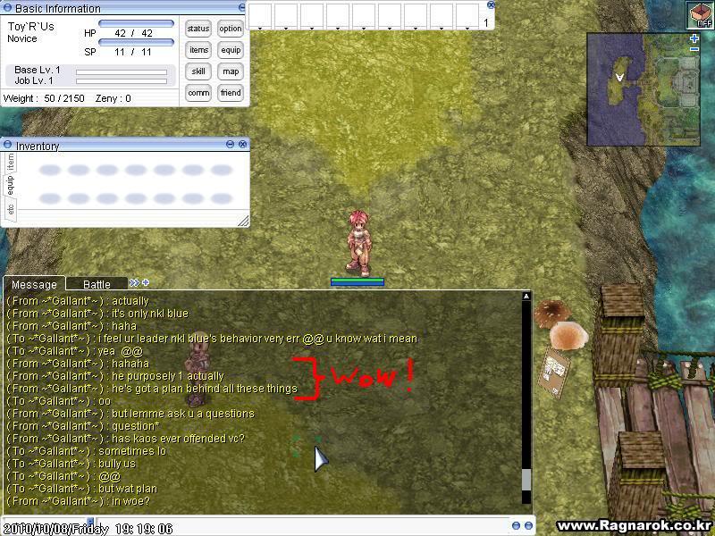 Kaos's Sabotage Plan ScreenPRONTERA720