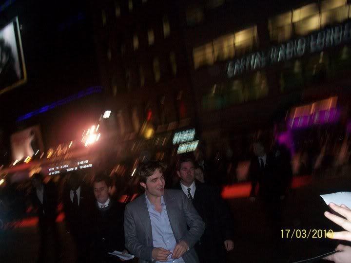 Avant première Remember Me à Londres 130