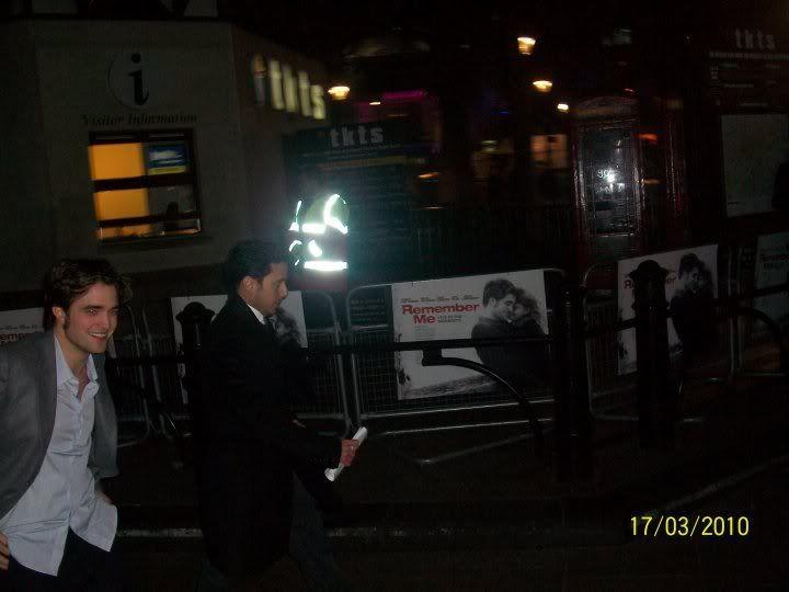 Avant première Remember Me à Londres 136