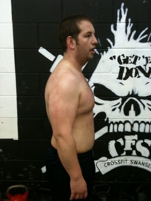 Paleo before and after photos and stats. Photo1
