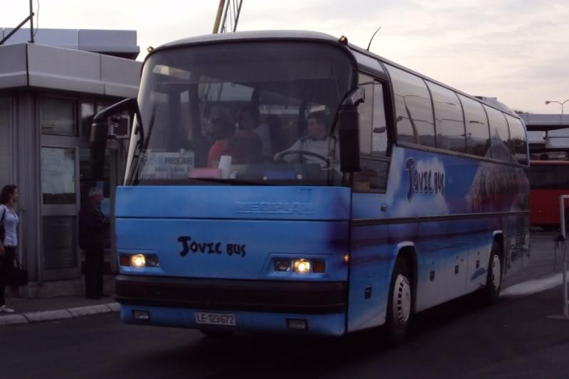 Jović bus, Leskovac DSC04390