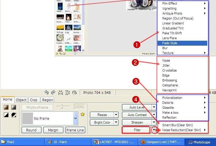Hướng dẫn sử dụng phần mềm Photo Scape 7-7