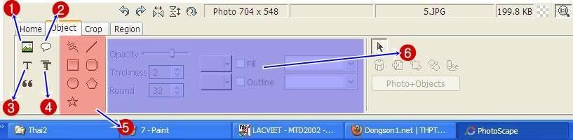 Hướng dẫn sử dụng phần mềm Photo Scape 8-5