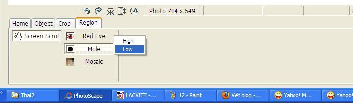 Hướng dẫn sử dụng phần mềm Photo Scape 9-4