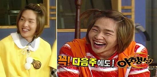 """[News]09.11.2010 """"Kiểu tóc quả táo"""" dễ thương của Onew thu hút fan 20101108_Onews-cute-apple-hairstyle-on-grabs-attention_01"""