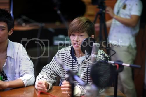 """[Official] 28.8.2010 Hyunyoung's """"Music Party"""" Radio 6"""