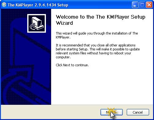 الآن...أحدث نسخة من أقوى برامج تشغيل الصوتيات و الفيديو The KM Player 22