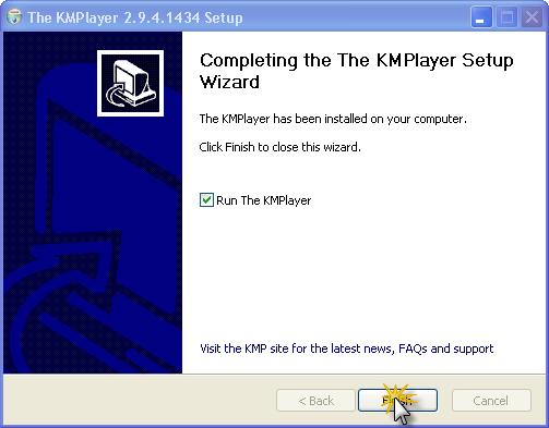 الآن...أحدث نسخة من أقوى برامج تشغيل الصوتيات و الفيديو The KM Player 77