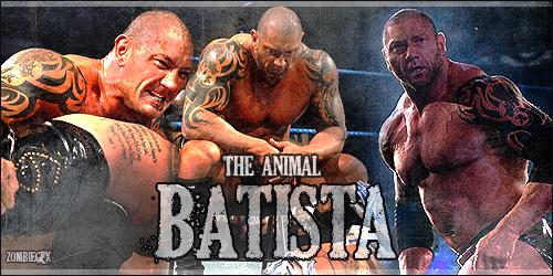 Superstar of the Week Batista