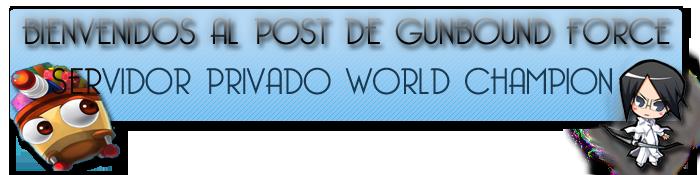 Foro gratis : GunBound-Forum - Portal Diseo1