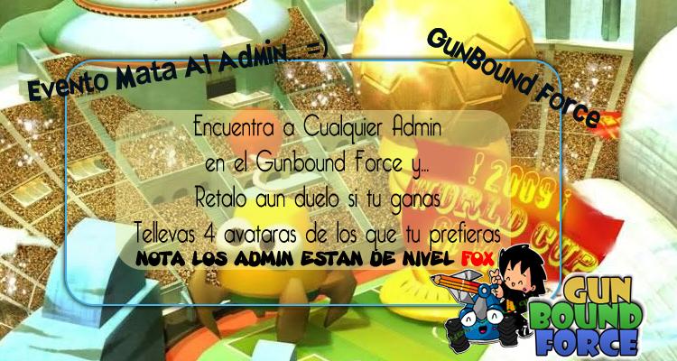 NEW GUNBOUND FORCE  Diseo3