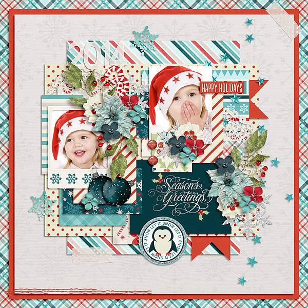 25 days of Christmas templates - Pickle Barrel 21. November Happy-Holidays_zpsfd434d0c