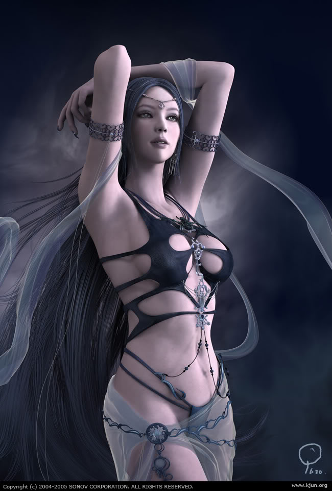 Khonsu-----A dream across the shifting sands. (Werejackal) Shaiya_dark