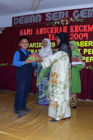 Hari Anugerah Kecemerlangan DALARAMA 2009 An1