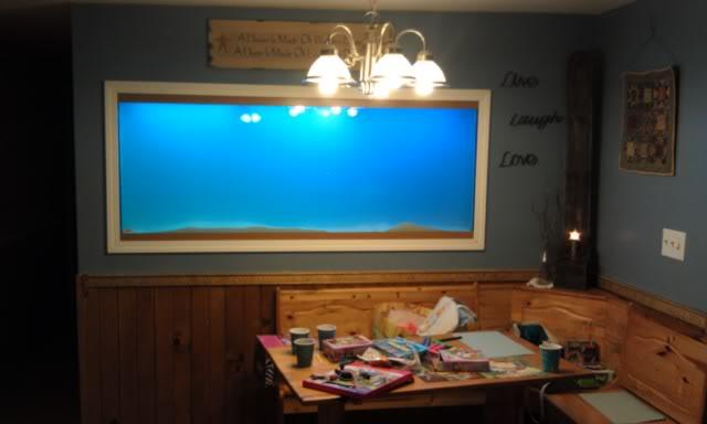 My Latest Project Aquarium