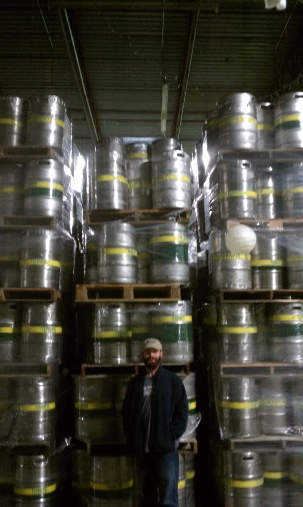 beer kegs photo: Brewery Tour - Terrapin 2 Breweries_Terrapin2.jpg