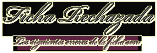 Lucid J. Atray ~Ficha~ Rechazada