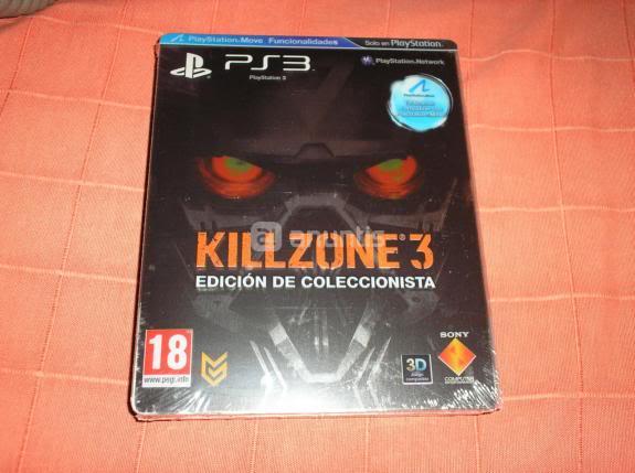 VENTA DE JUEGOS DE PS3, PS2, PSP, GAMECUBE Y NINTENDO DS Y EDICIONES ESPECIALES KZ3COLL