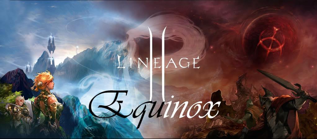 ~ Equinox Clan Forums ~