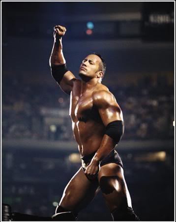 John Cena Vs The Rock(Оригинални версии) The_rock