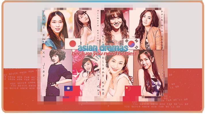 Sveiki atvykę į Asian Dramas forumą!