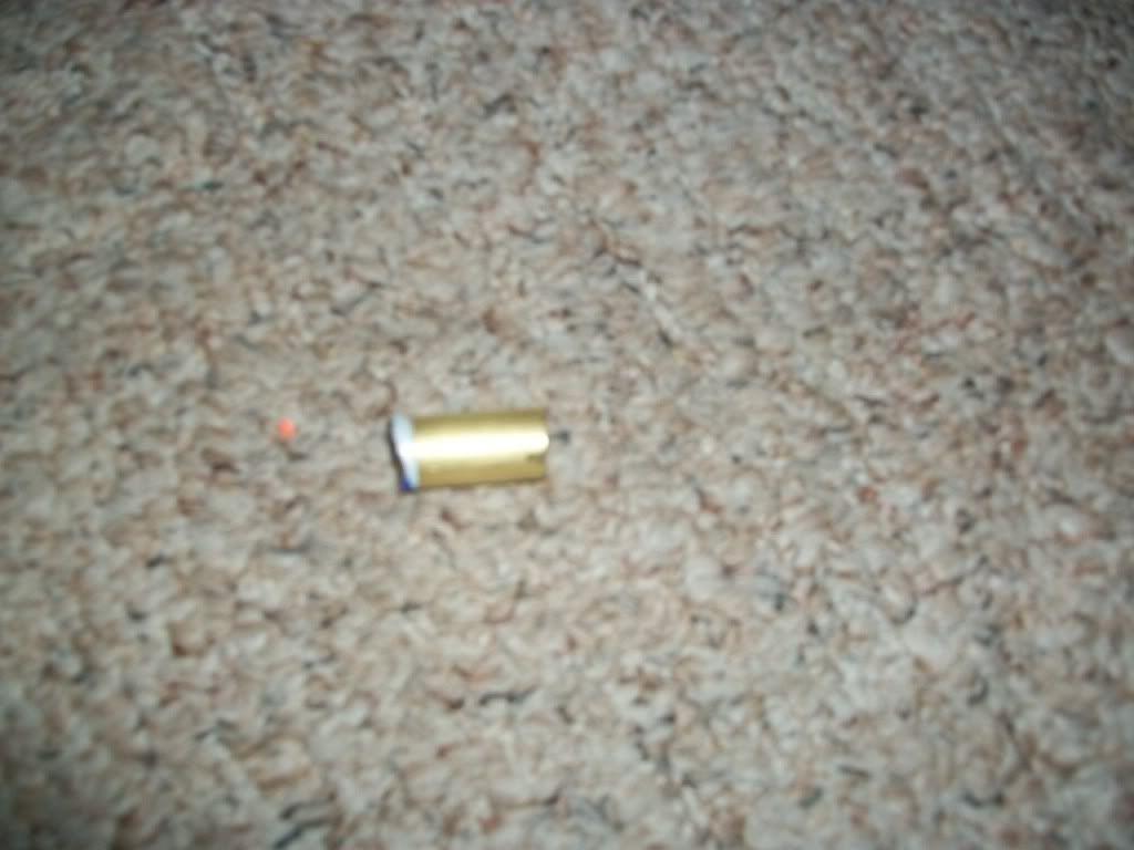 Breeched Tech Target Gun Dizzy094