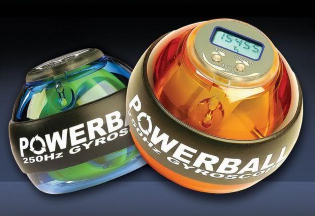 Power Ball - Fortalecimento, reabilitação Musculos Pb