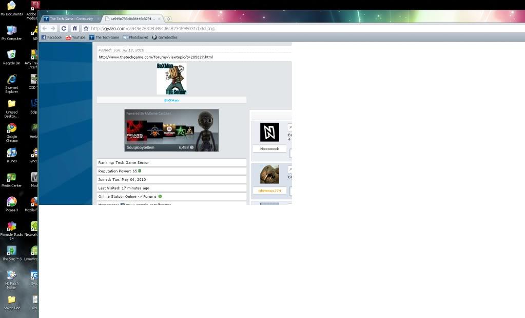 Gyazo - Snapshot your Screen Fourm