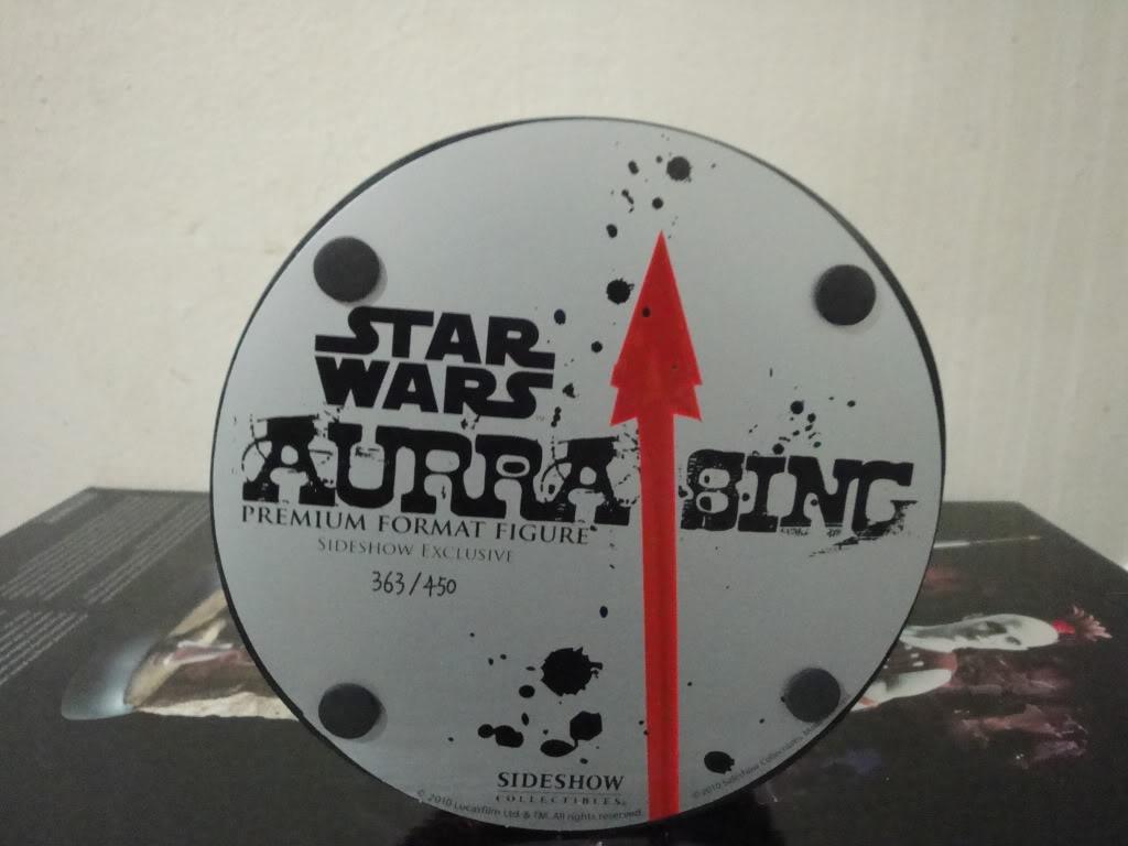 STAR WARS: AURRA SING Premium format - Page 2 DSC00920
