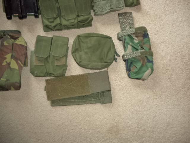 Appraisal MarCiras vest and pouches OD Green DSC00684_zps7eeaf141