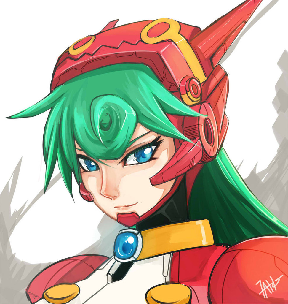 Spam With Pics 2.0 - Page 39 Megaman_x_command_mission__pleasant_thief_marino__by_7aho-d8hsr7b