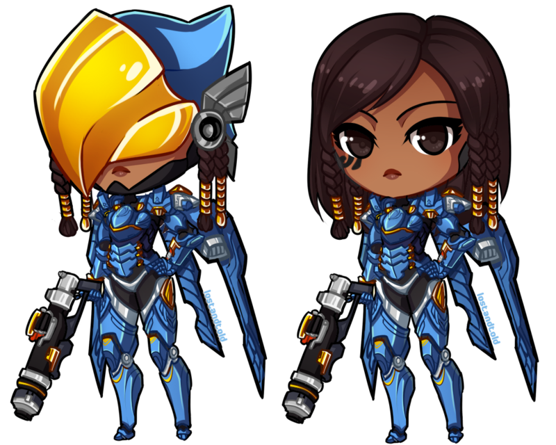 Spam With Pics 2.0 - Page 39 Pharah____overwatch_by_lostadopt-d87fq87