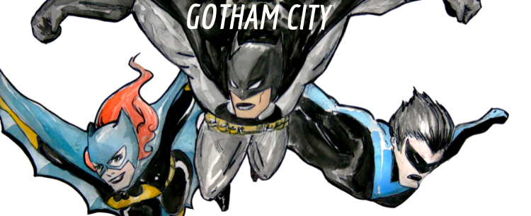 The Gotham City Roleplay