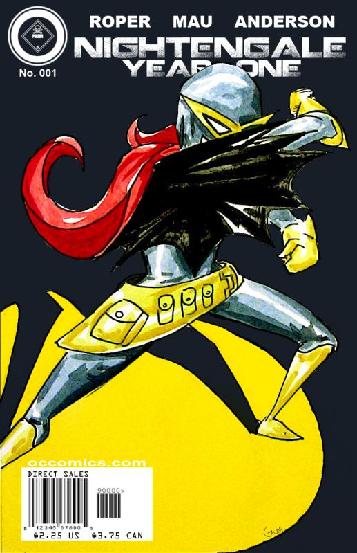 Teen Titans: Generations NightengaleYearOne