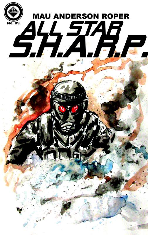 Teen Titans: Generations SHARP1