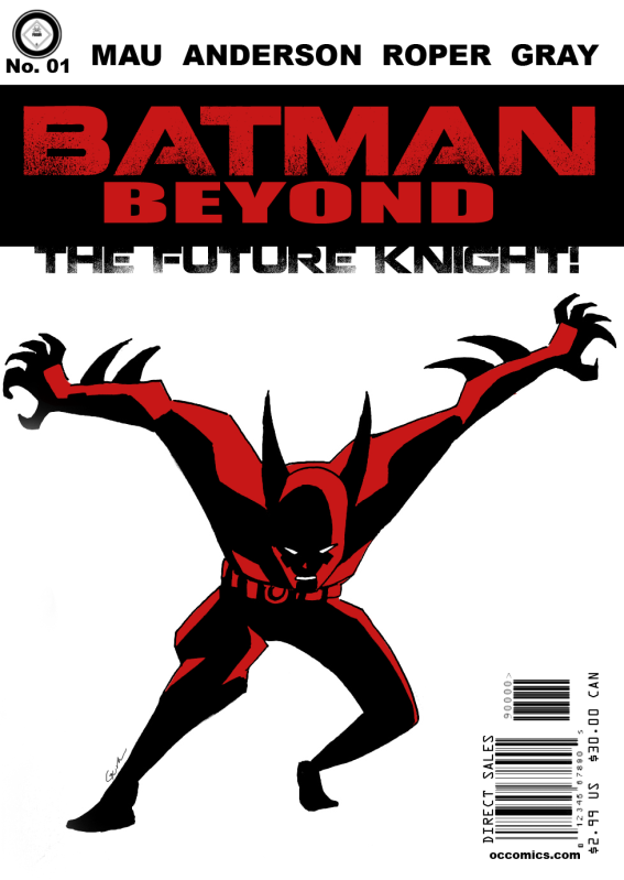 Teen Titans: Generations TheFutureKnight