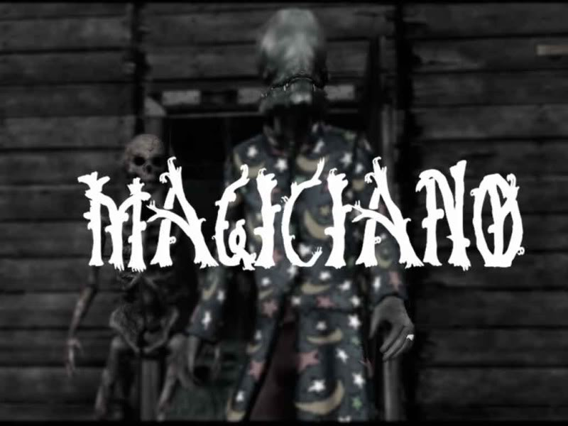 el MAGICIANO Wallpaper-magic7