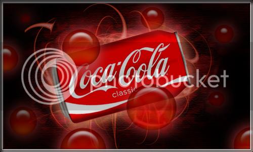 Moment's boredom... CocaCola