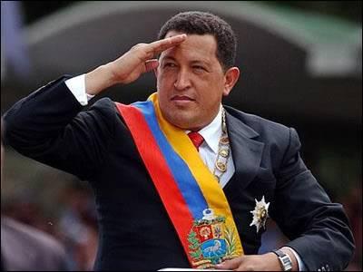 Venezuela, 5 bolívares, 1936. Hugo-chavez