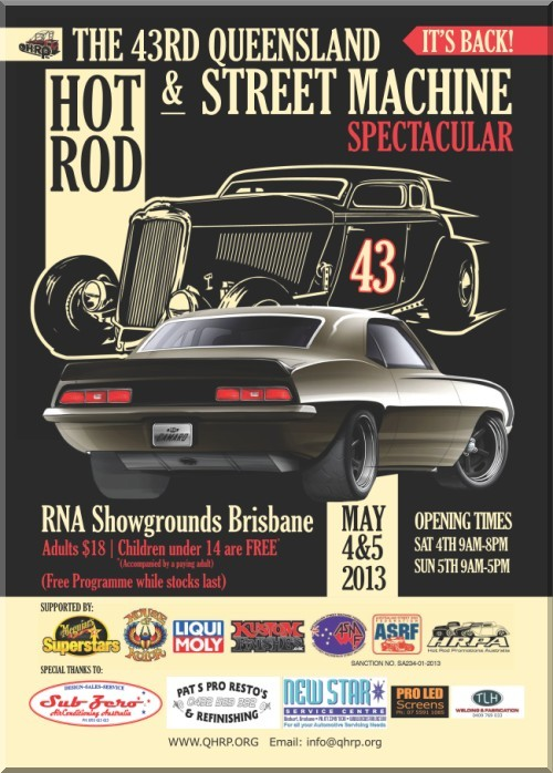 Brisbane hotrod and street machine spectacular 29f5f4ba0