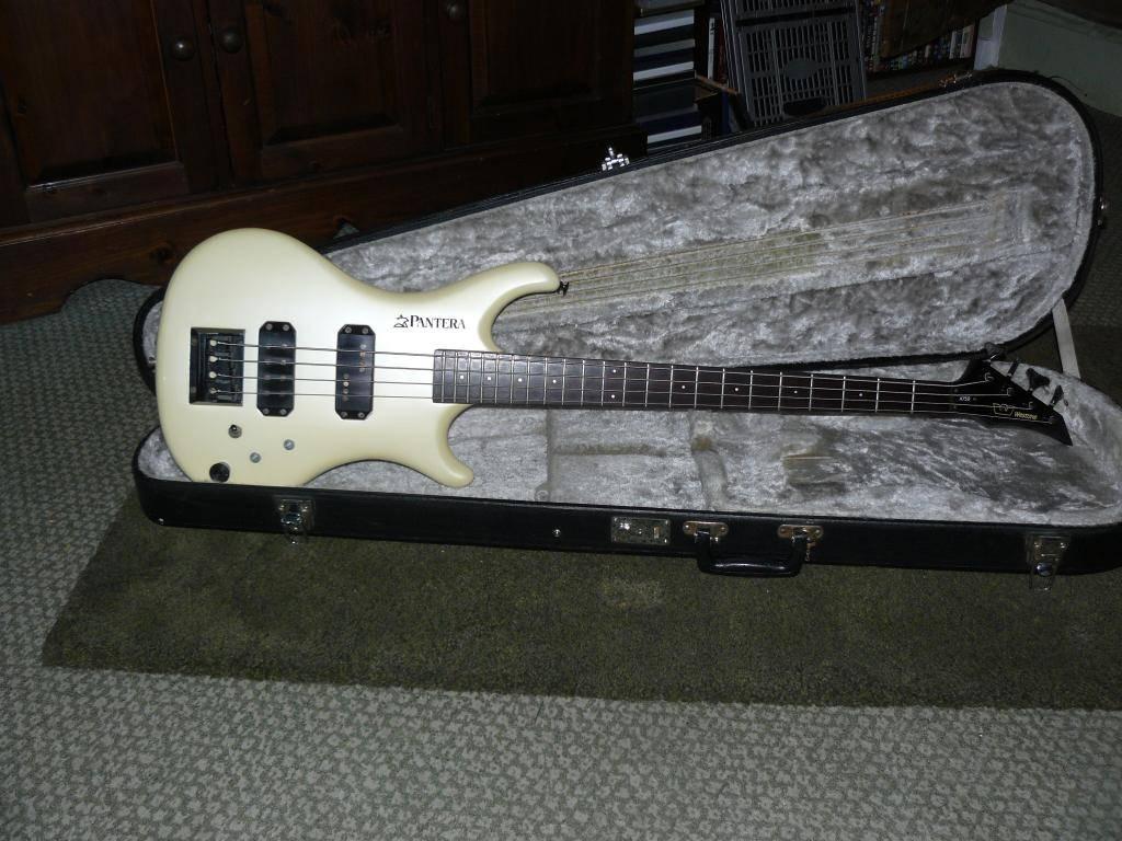 1986 Westone Pantera X750 Bass & OHSC For Sale UK. P1140913
