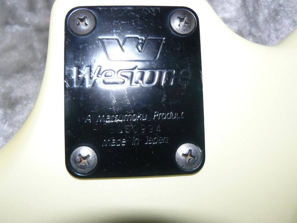 1986 Westone Pantera X750 Bass & OHSC For Sale UK. P1140919