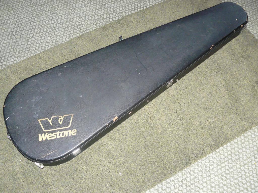 1986 Westone Pantera X750 Bass & OHSC For Sale UK. P1140921